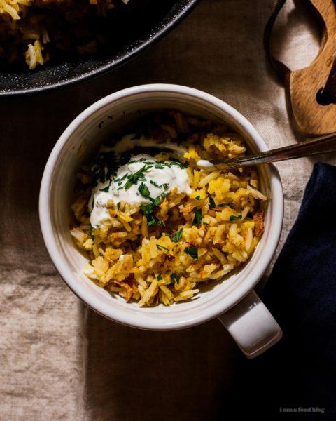 Chicken Biryani Recipe | www.iamafoodblog.com