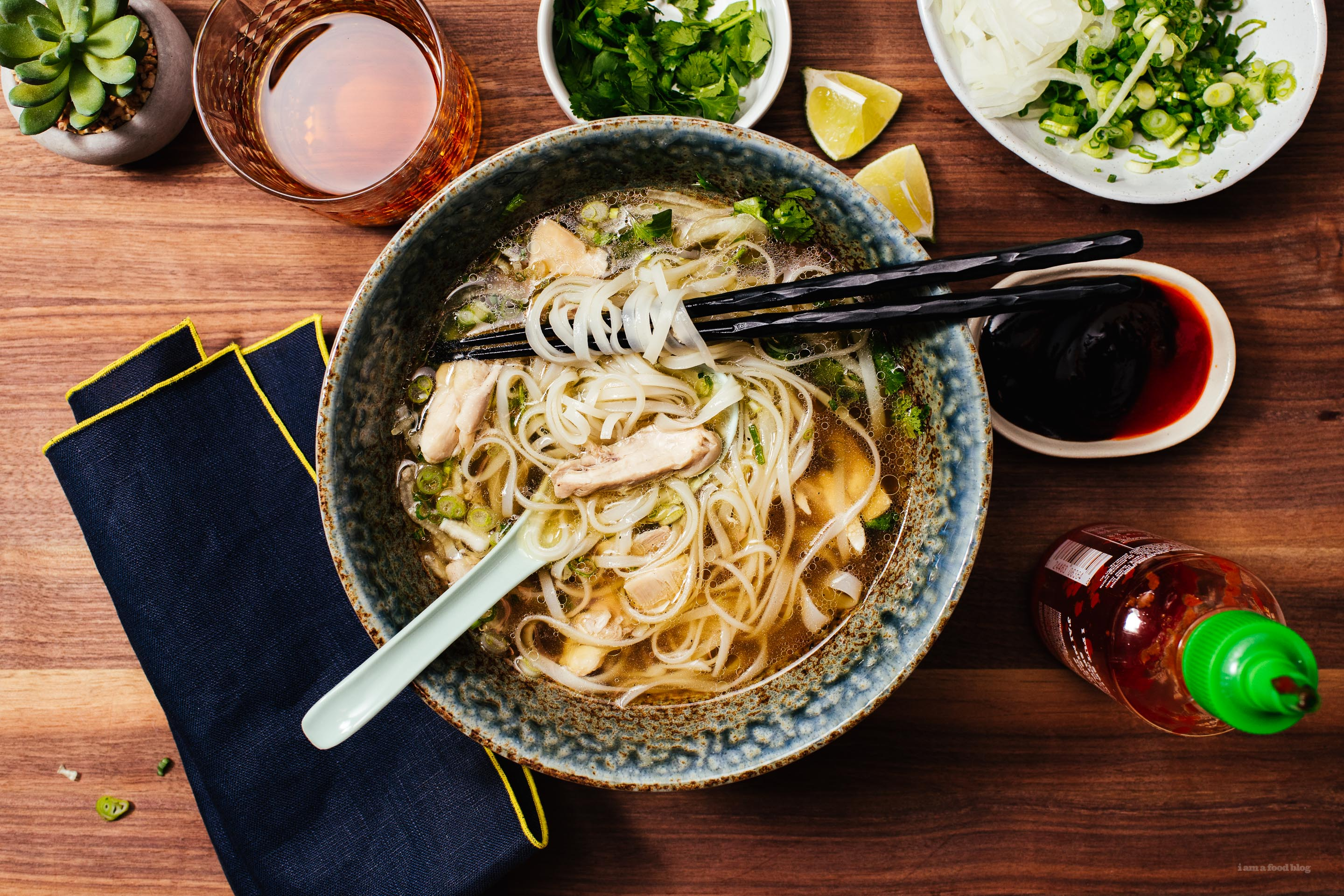 Instant Pot Chicken Pho | www.iamafoodblog.com