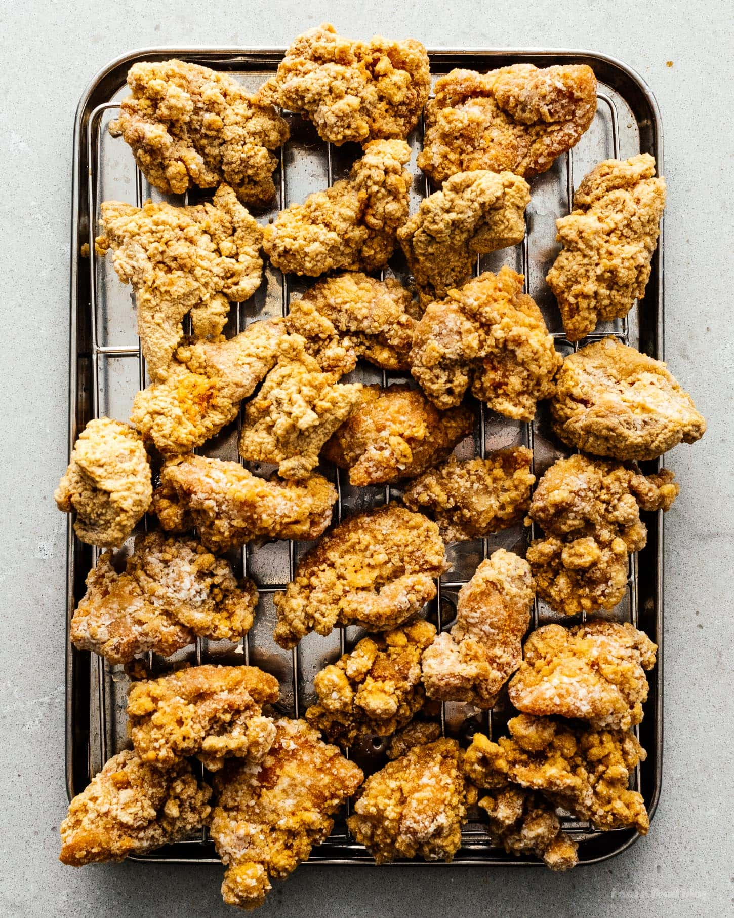 Super Crispy General Tso's Chicken | www.iamafoodblog.com