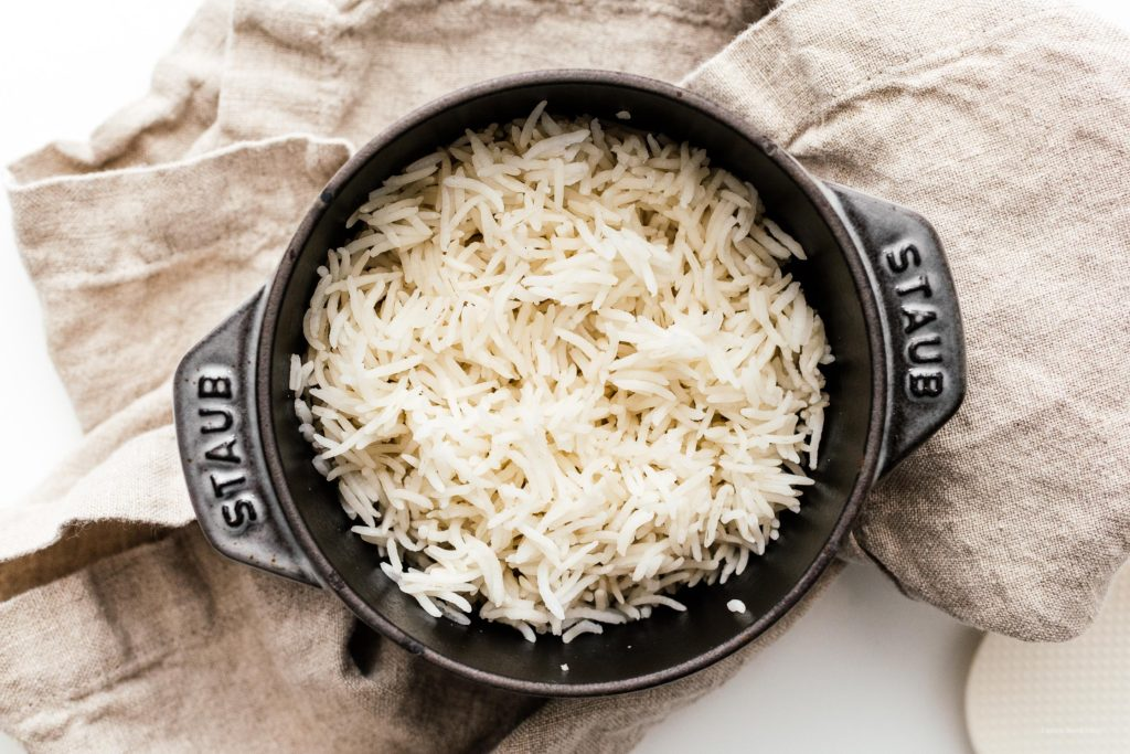 How to Cook Basmati Rice in a Pot | www.iamafoodblog.com