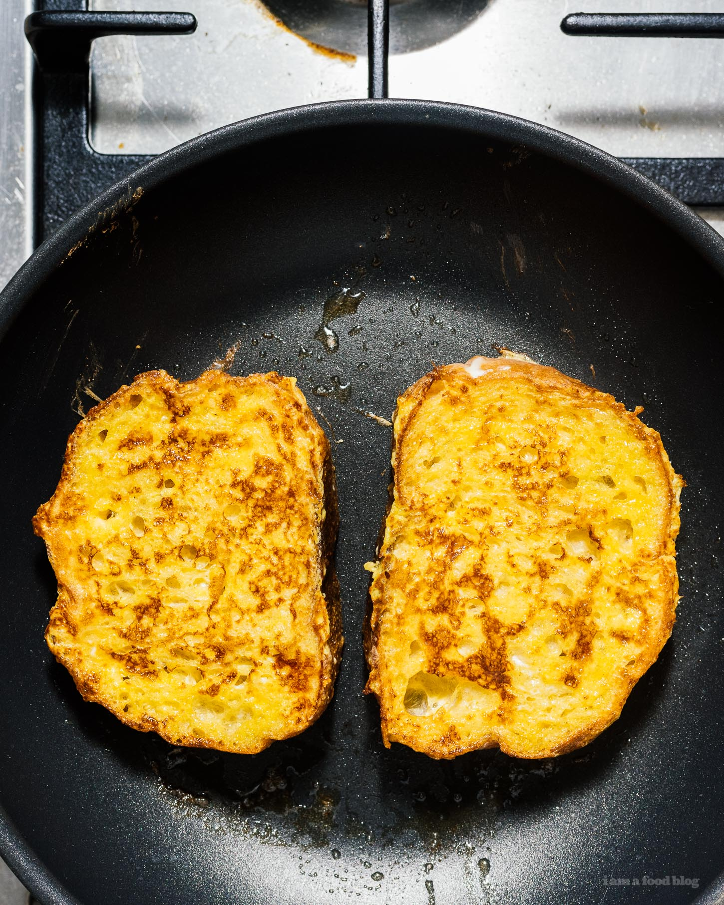 How to make great, basic french toast | www.iamafoodblog.com