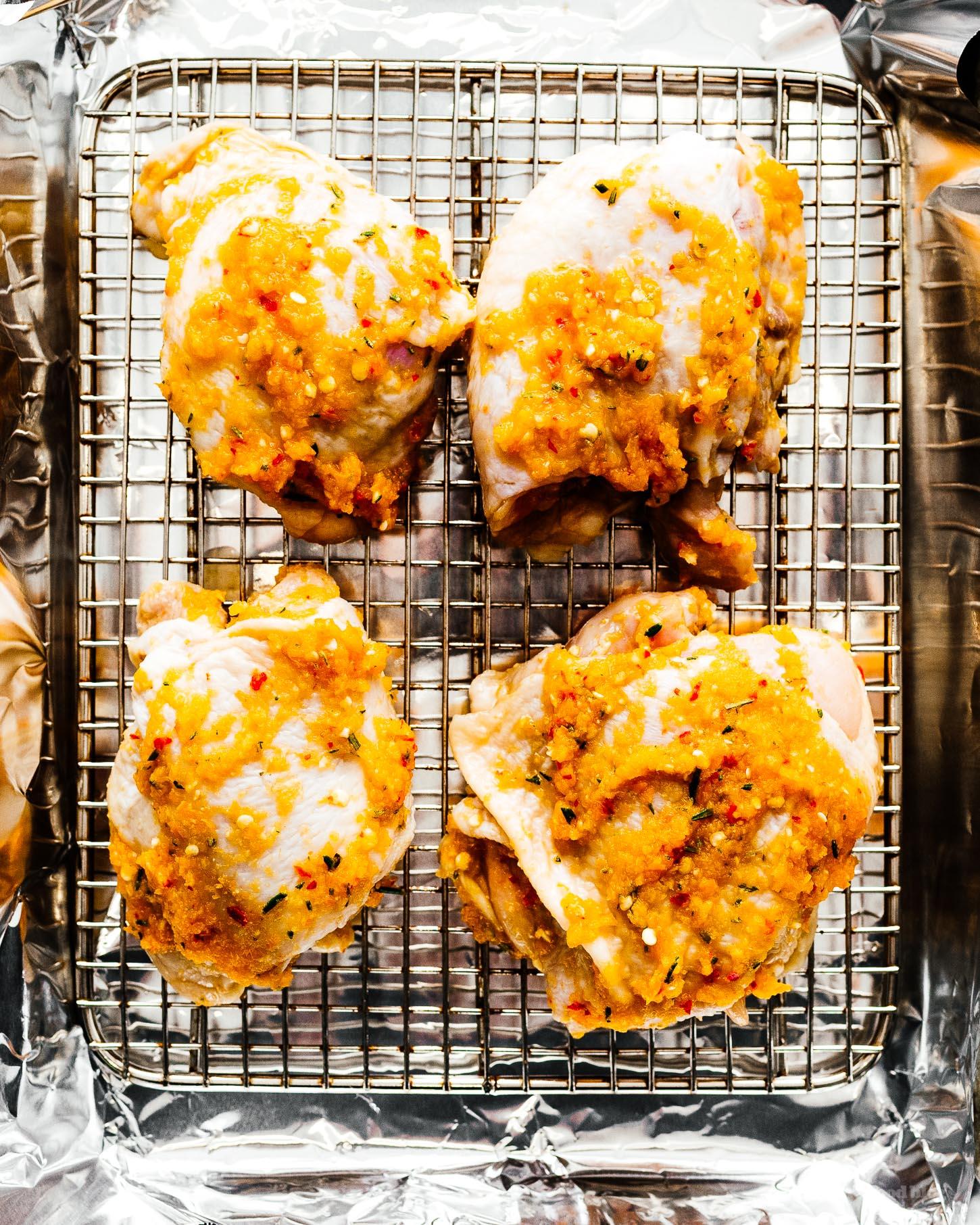 6 Ingredient Piri Piri Chicken - a Nando's knockoff | www.iamafoodblog.com