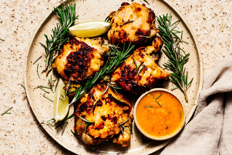 Piri Piri Chicken | www.iamafoodblog.com