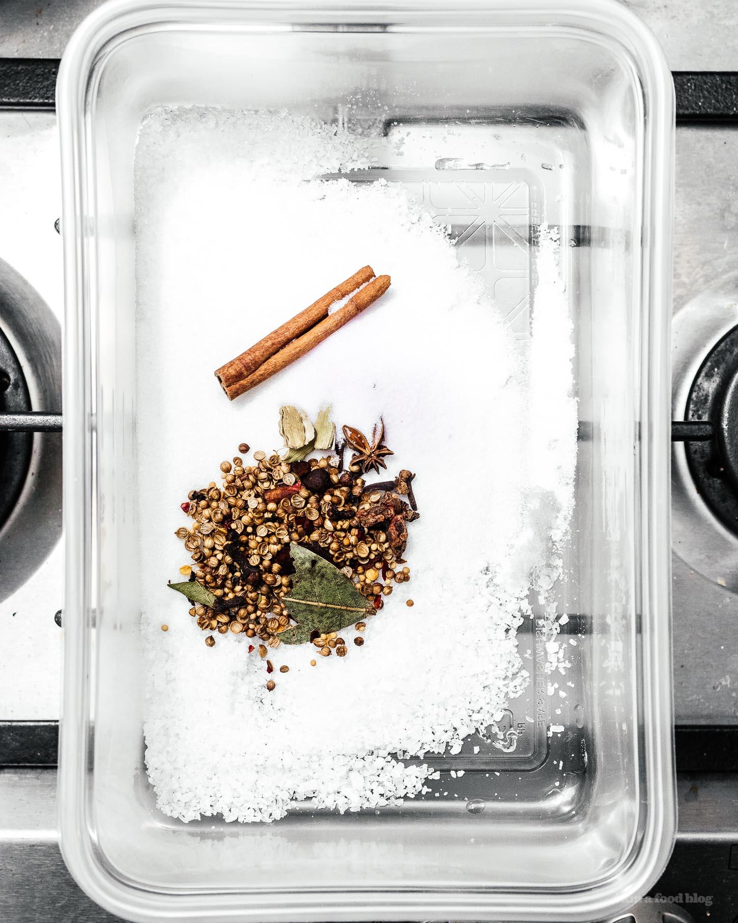 pho-spiced corned beef recipe | www.iamafoodblog.com