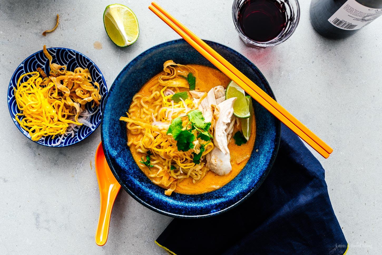 khao soi | www.iamafoodblog.com