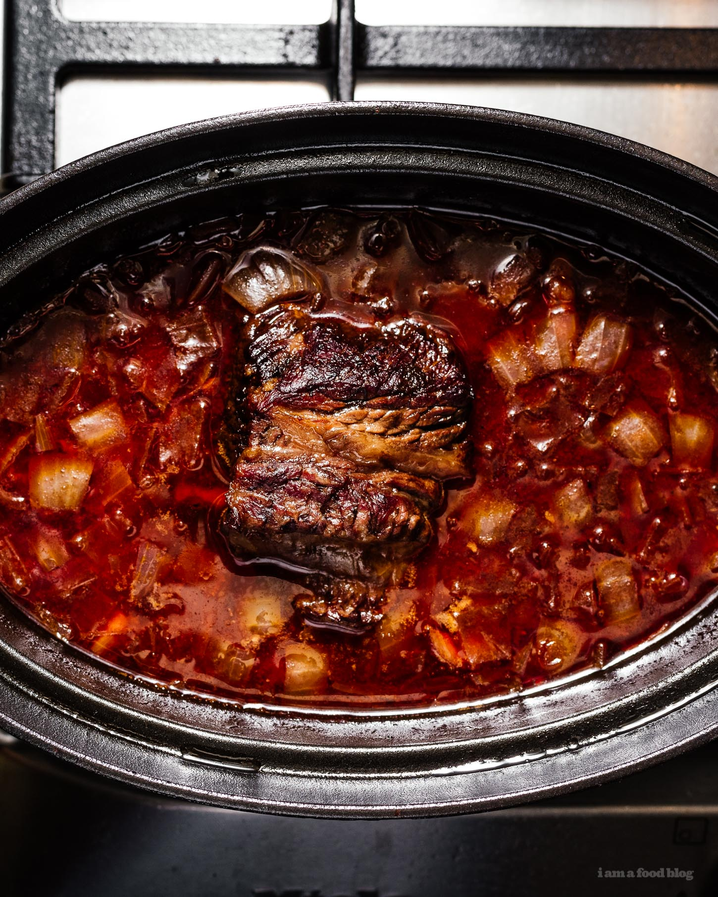 beef bourguinon   i am a food blog