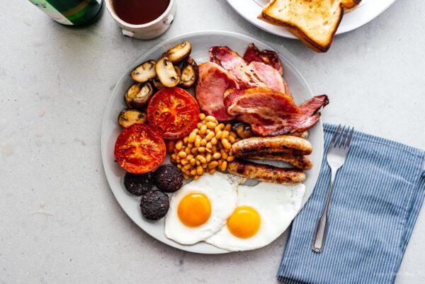 full english breakfast | www.iamafoodblog.com