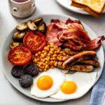 english breakfast | www.iamafoodblog.com