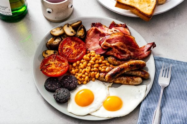 english breakfast | www.iamafoodblog.com