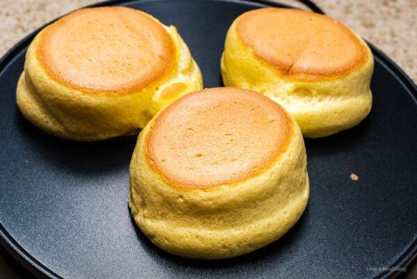 Japanese Pancakes | www.iamafoodblog.com