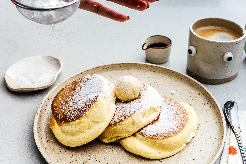 Souffle pancake recipe | www.iamafoodblog.com