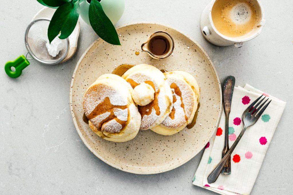 fluffy japanese pancakes recipe   i am a food blog