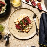 steak and lobster risotto | i am a food blog