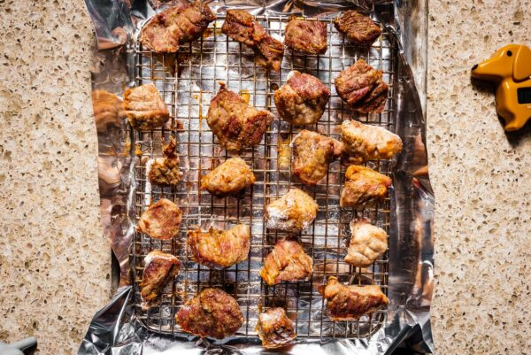 No Fry Sweet and Sour Pork | www.iamafoodblog.com