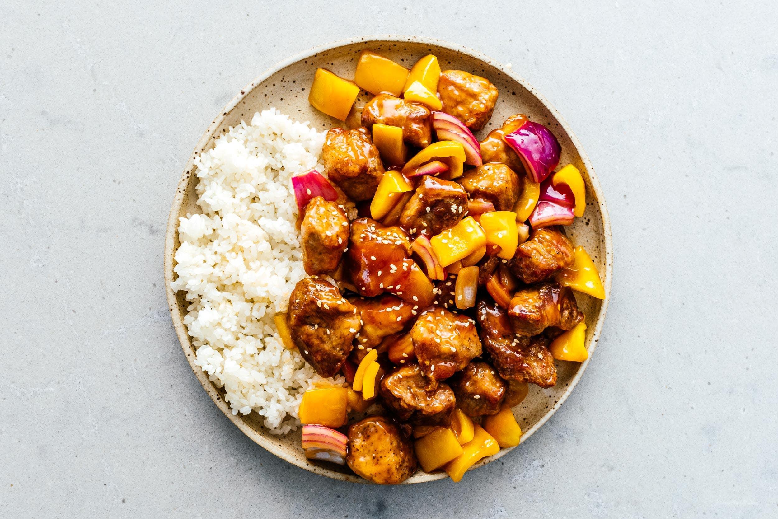Sweet And Sour Pork I Am A Food Blog