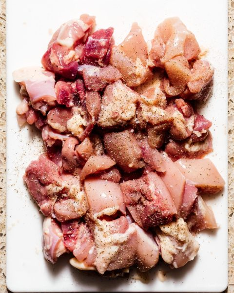 An Easy & Healthy Oven Baked Orange Chicken Recipe   www.iamafoodblog.com