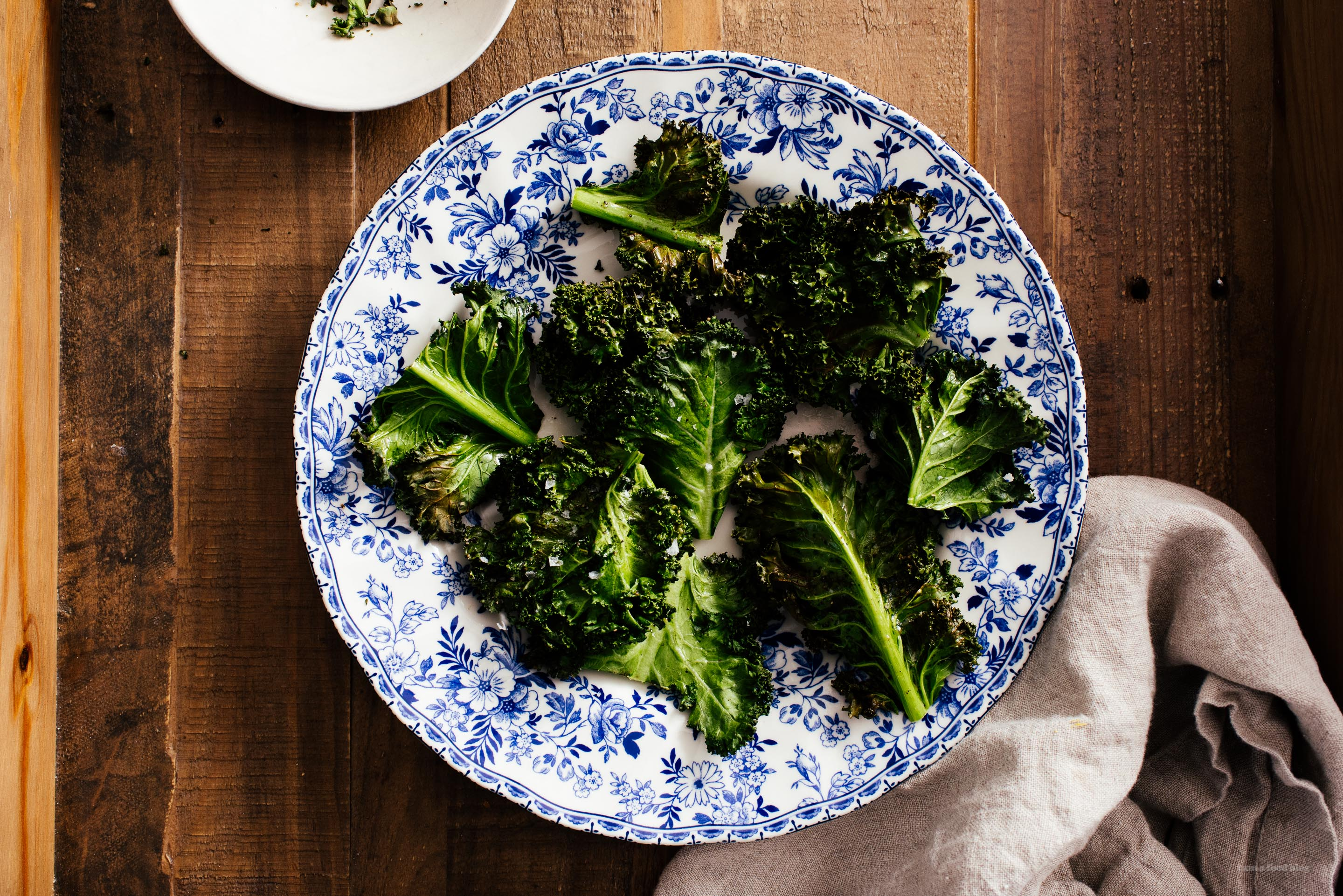 Kale Chips | www.iamafoodblog.com