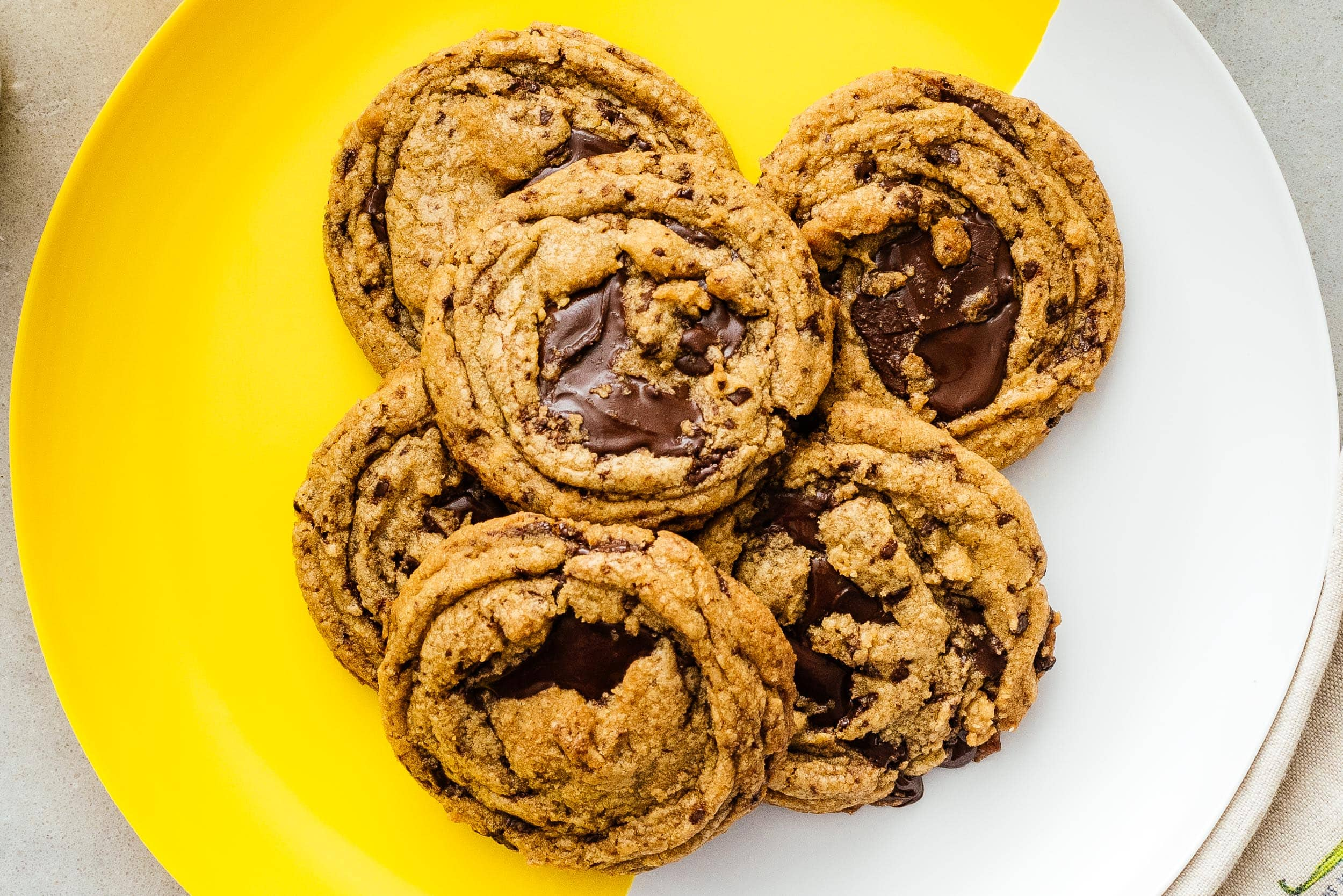 Best Brown Butter Chocolate Chip Cookies I Am A Food Blog