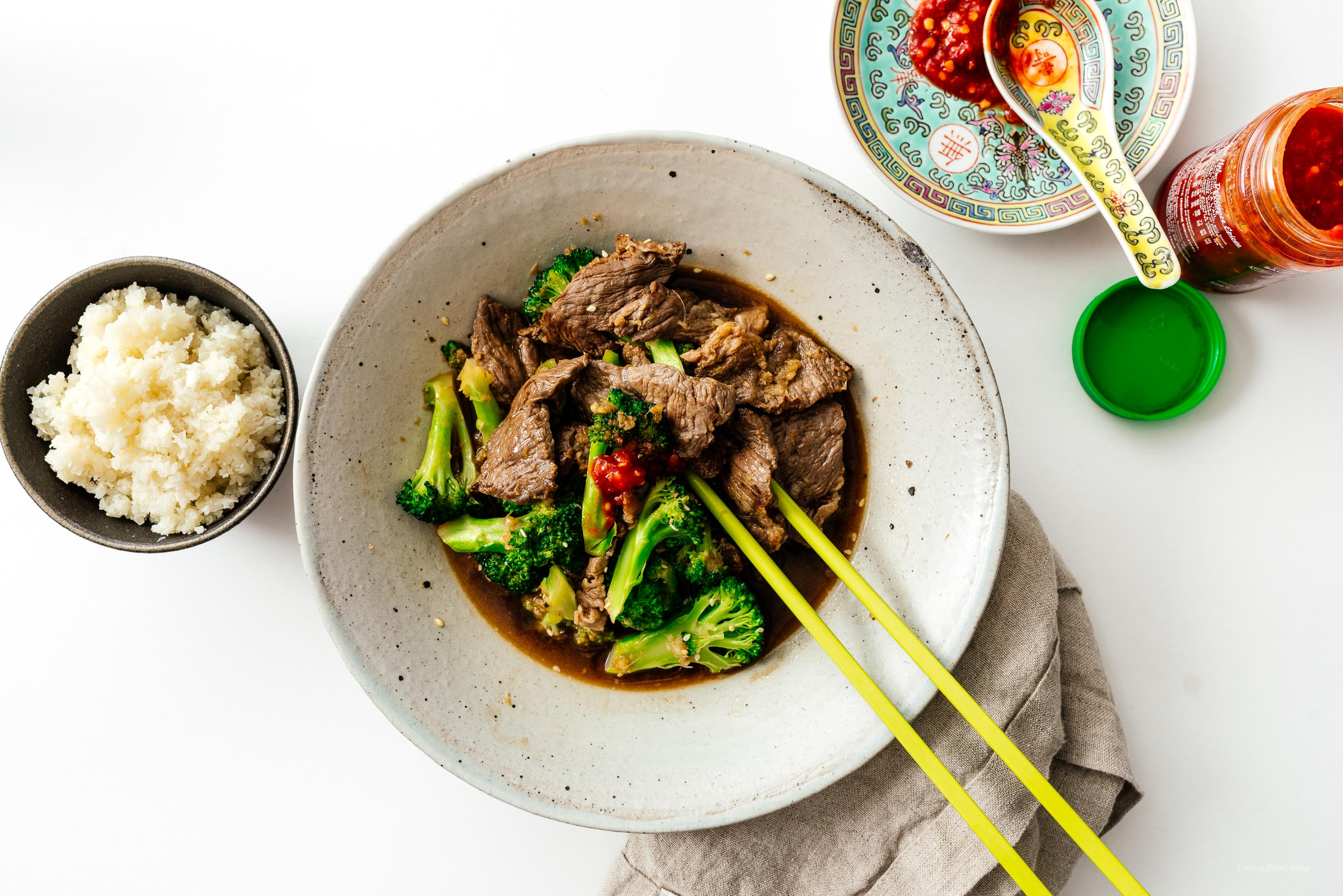 Beef and Broccoli Stir-Fry |  www.iamafoodblog.com