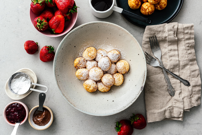 Danish Aebleskiver Pancake Balls | www.iamafoodblog.com