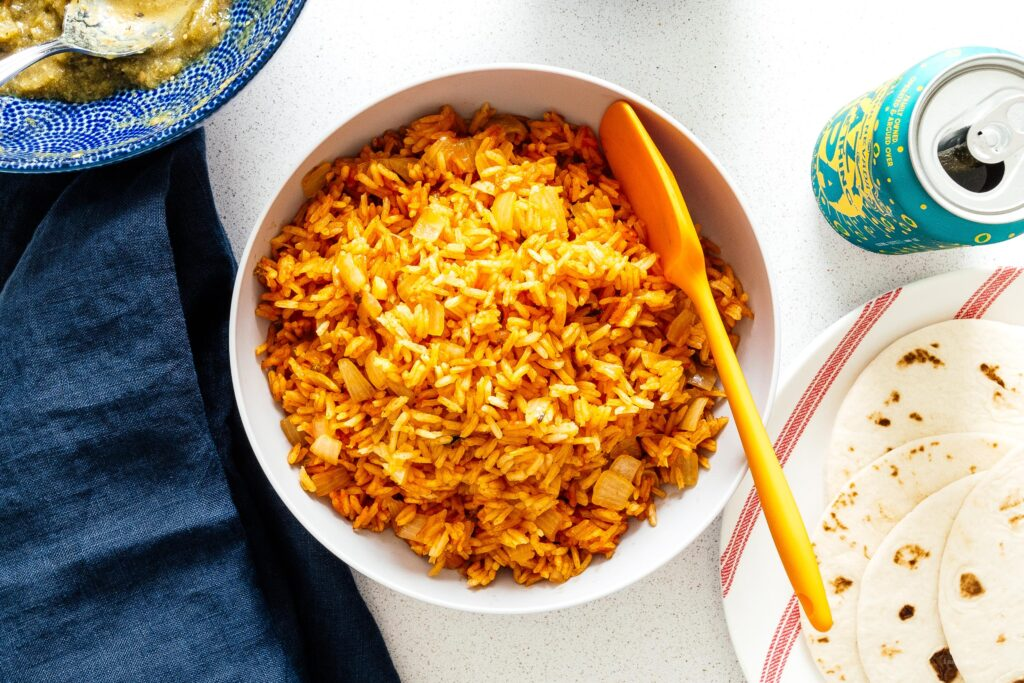 mexican rice | www.iamafoodblog.com