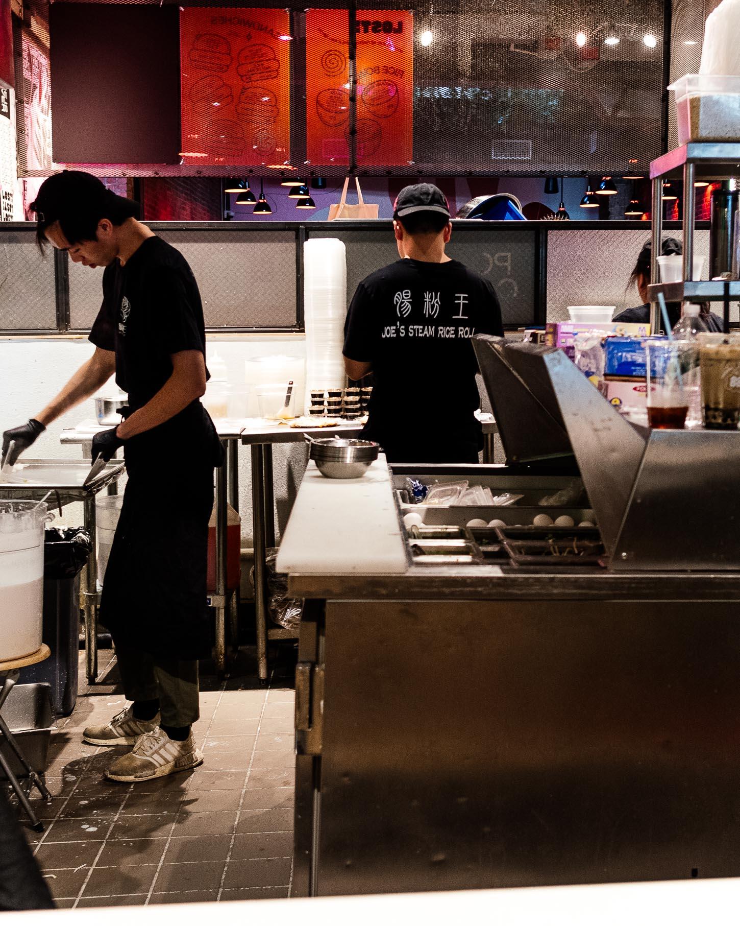 Joe's Steam Rice Roll | www.iamafoodblog.com