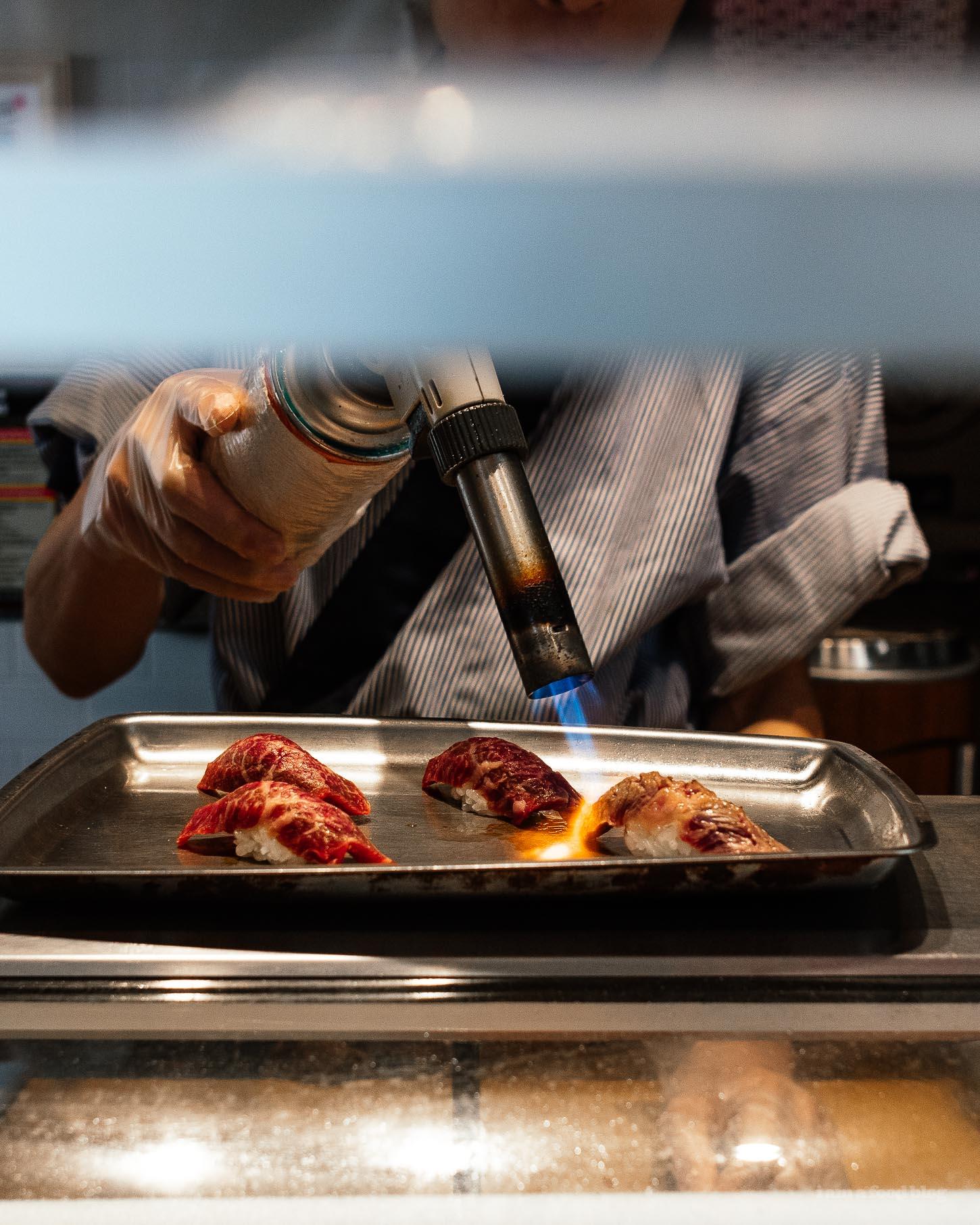 Sushi on Jones NYC | www.iamafoodblog.com