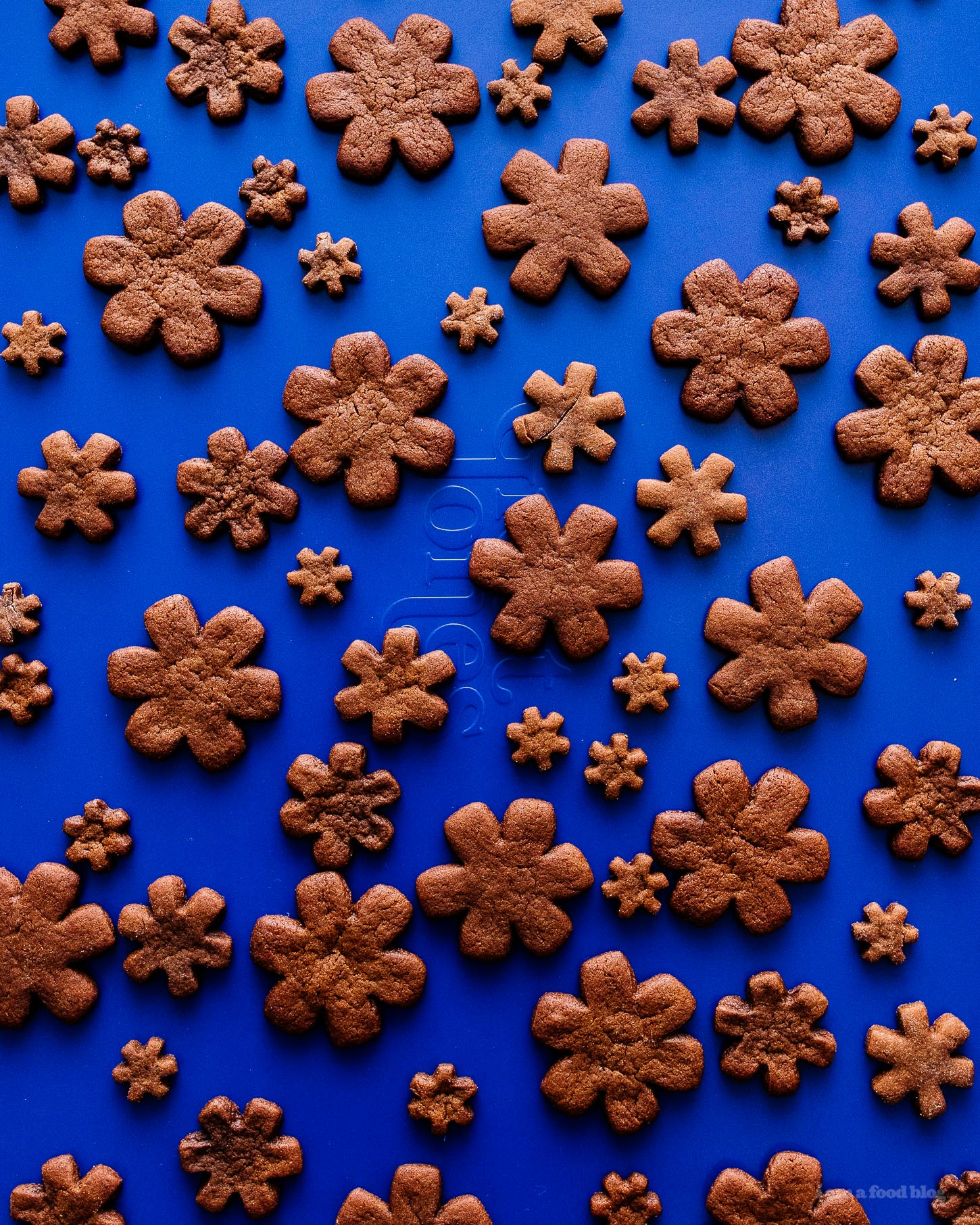 simple cut out gingerbread cookies #gingerbread #baking #cookies #recipe