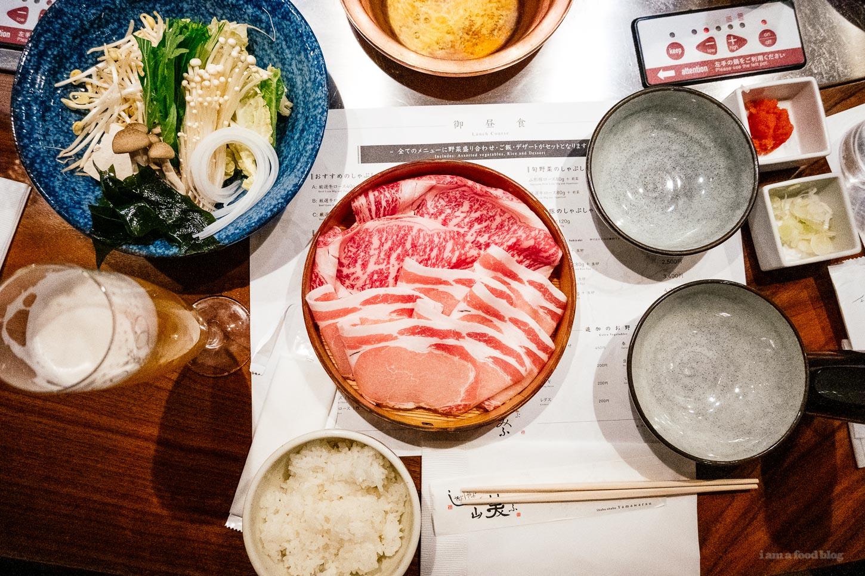Yamawarou Omotesando - Modern Affordable Shabu Shabu in Tokyo | www.iamafoodblog.com