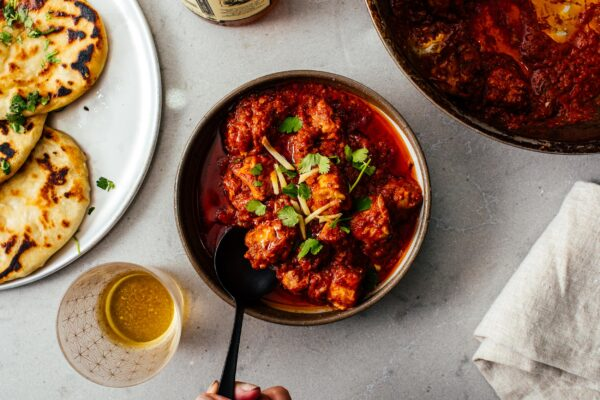 Dishoom's Ruby Chicken Curry Recipe | www.iamafoodblog.com