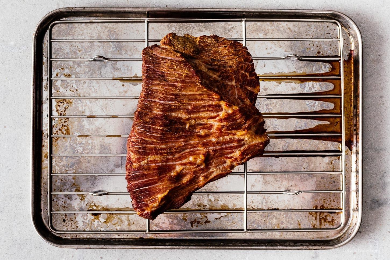smoked pastrami | www.iamafoodblog.com