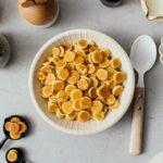 How To Make Mini Pancake Cereal | www.iamafoodblog.com