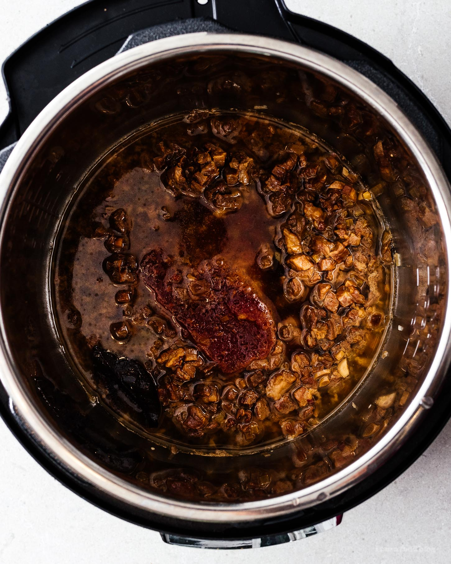 Instant Pot Lamb Ragu Recipe | www.iamafoodblog.com