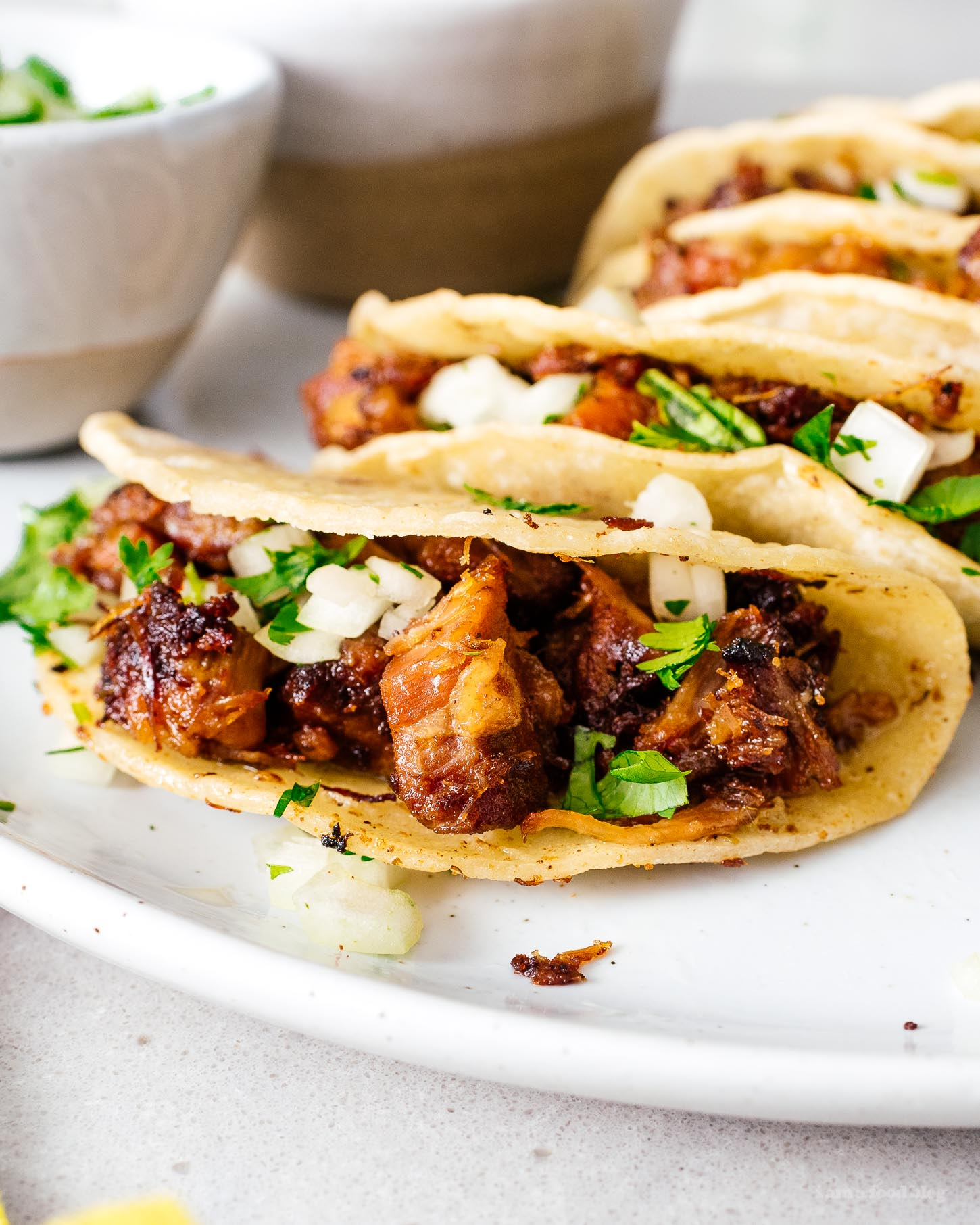 The Best Stovetop Carnitas Recipe | www.iamafoodblog.com