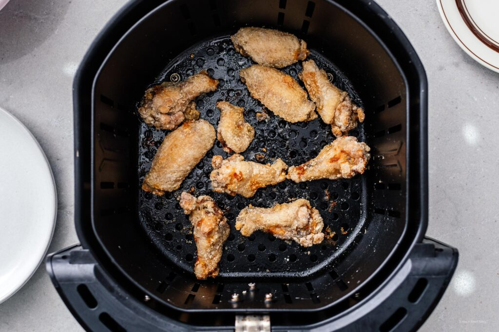 How to Make the Crunchiest Asian Fried Chicken in an Air Fryer | www.iamafoodblog.com