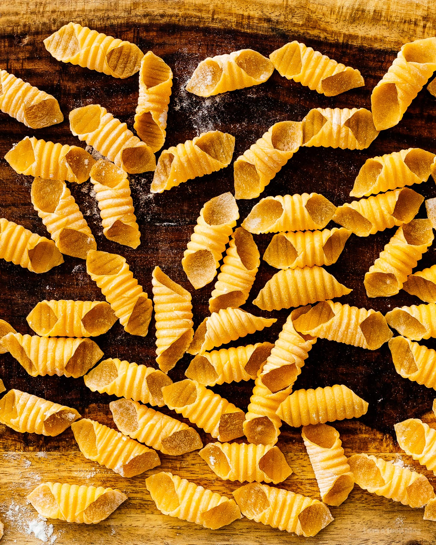 How to Make Homemade Garganelli | www.iamafoodblog.com