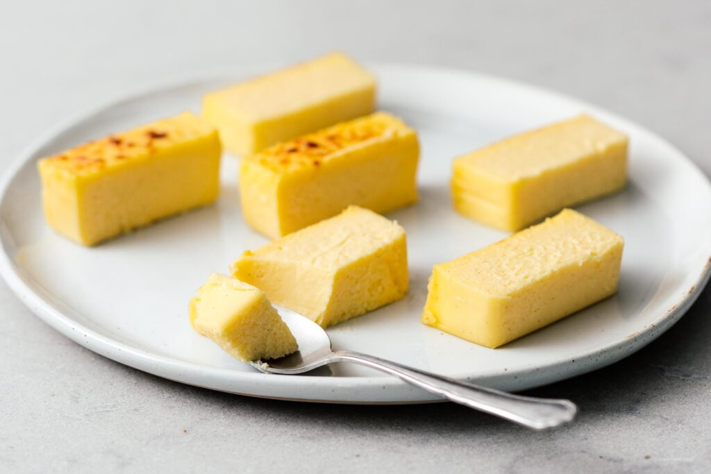 The Best Japanese Cheesecake Recipe | www.iamafoodblog.com