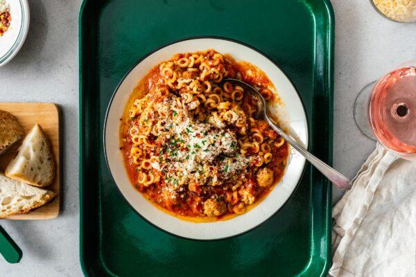 自制SpaghettiOs与迷你食谱肉丸|www.伟德国际娱乐红利www.cqsaimeng.com
