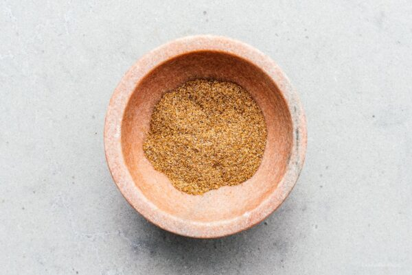 Toasted cajun spices | www.iamafoodblog.com