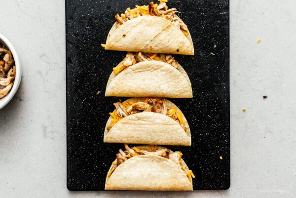 chicken tacos | www.iamafoodblog.com