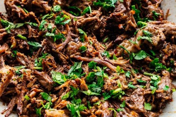 Beef Barbacoa | www.iamafoodblog.com