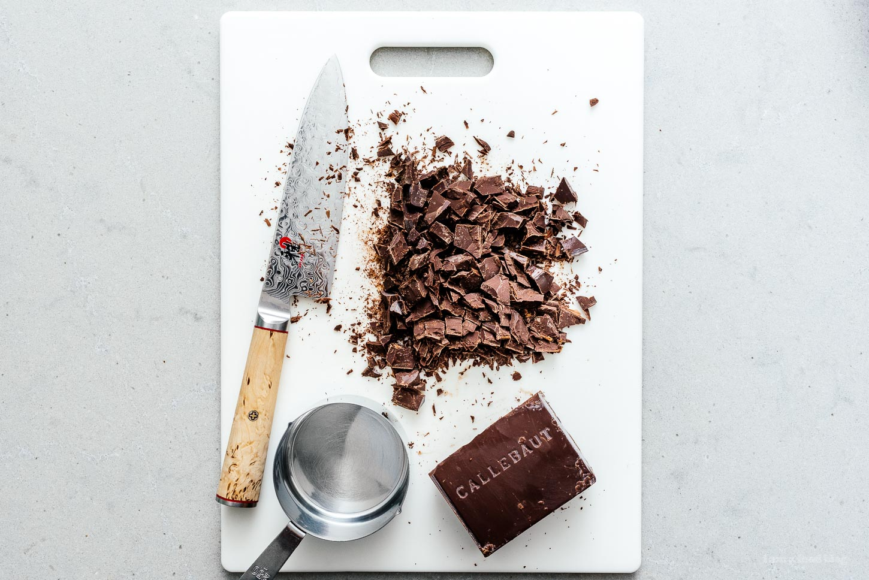 callebaut chocolate | www.iamafoodblog.com