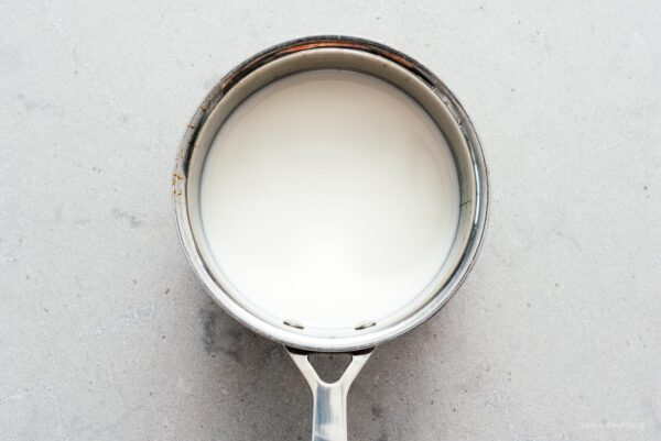 Milk and Sugar for Purin   www.iamafoodblog.com