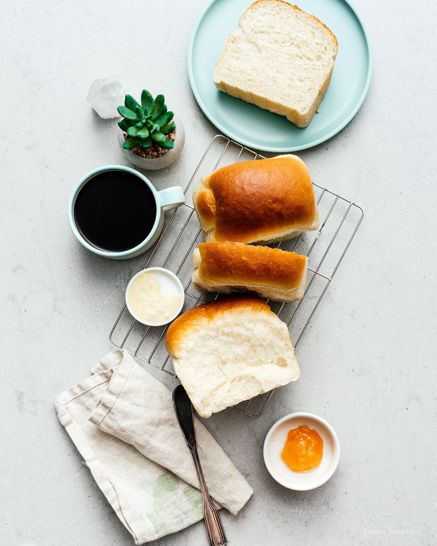 hokkaido milk bread | www.iamafoodblog.com