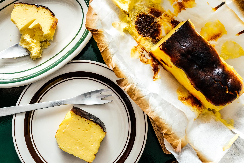 4 ingredient keto cheesecake | www.iamafoodblog.com