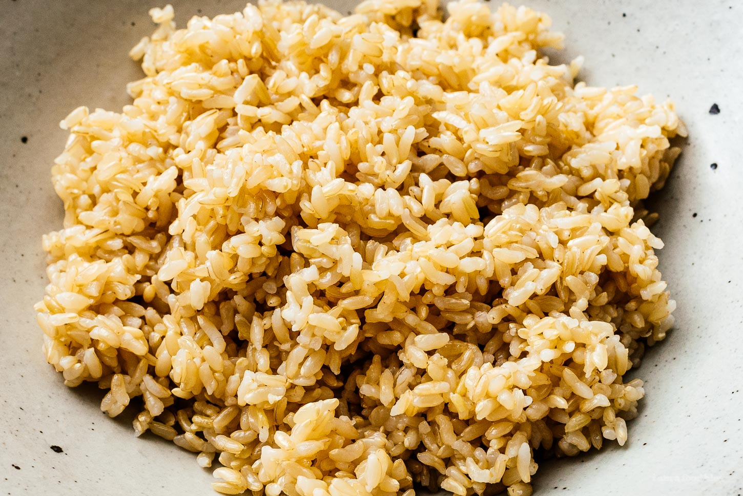 instant pot rice | www.iamafoodblog.com