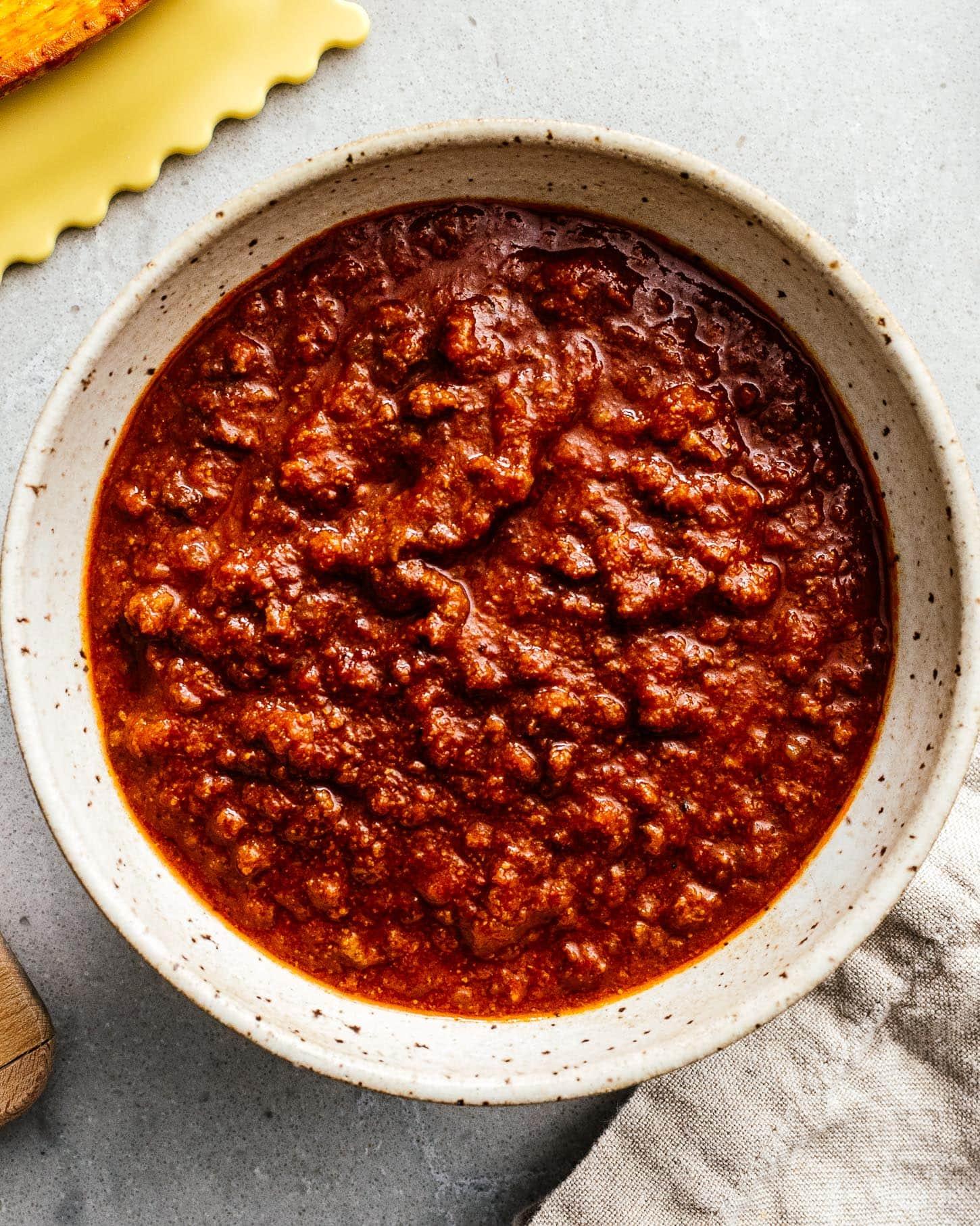 instant pot chili | www.iamafoodblog.com