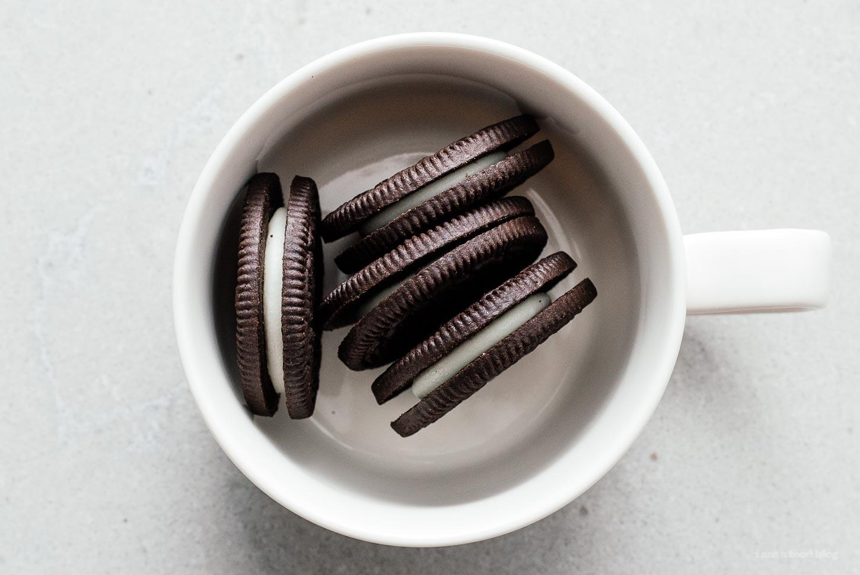 oreos in a mug | www.iamafoodblog.com