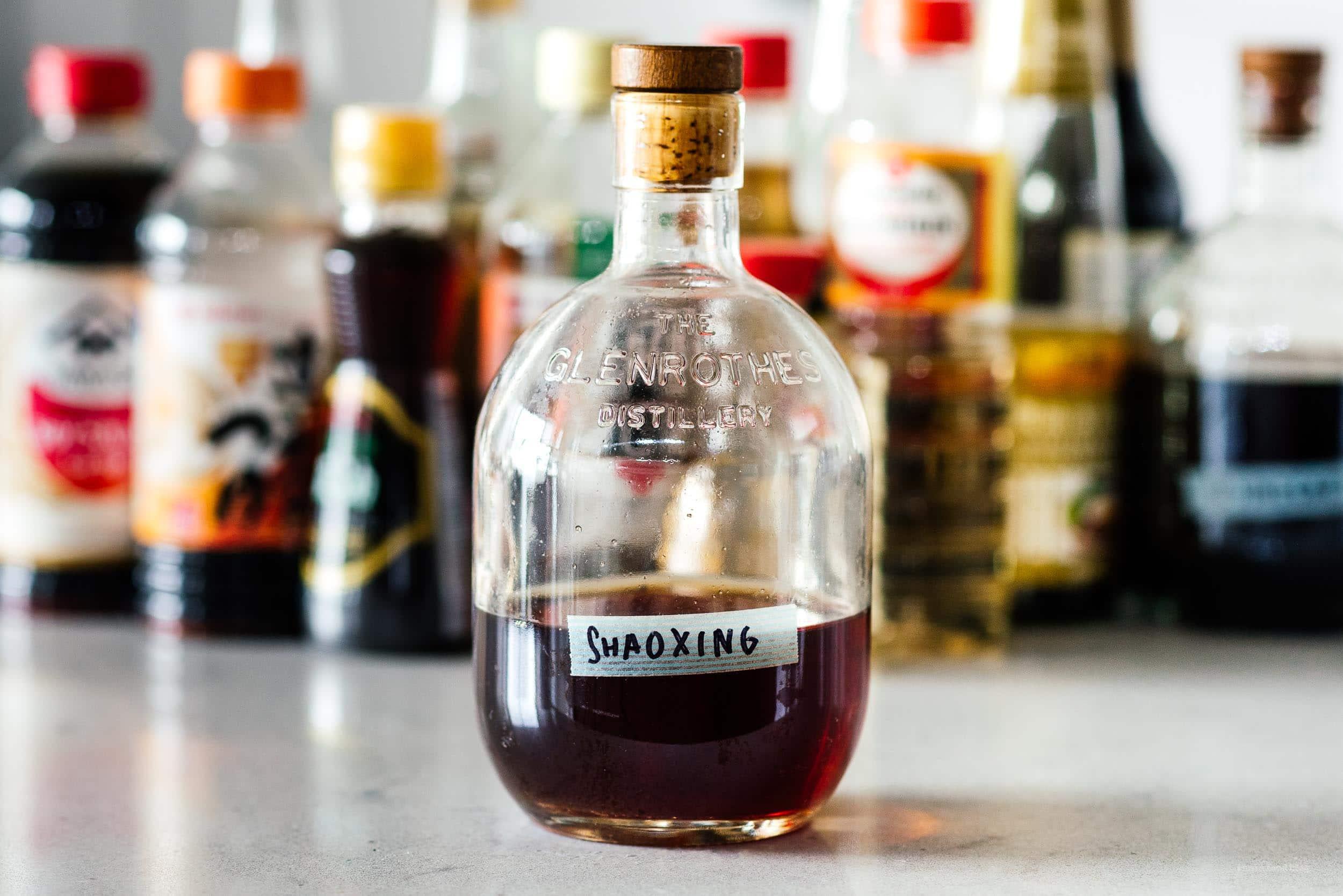 shaoxing wine | www.iamafoodblog.com