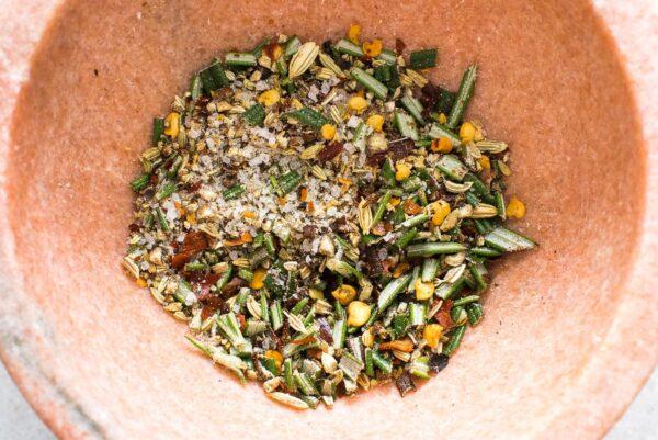 porchetta dry rub | www.iamafoodblog.com